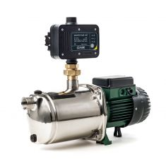 DAB JetInox 132 M + Control-D Hauswasserautomat