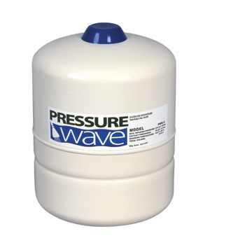 Vertikales Ausdehnungsgefäß Pressure Wave 60 Liter